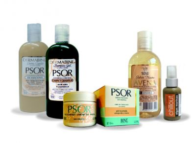 Kit PSOR 5 Productos -Chico-
