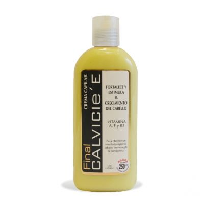 Final Calvicie Crema 250g / Hair Conditioner Treatment Stop hair loss 7 Oz.