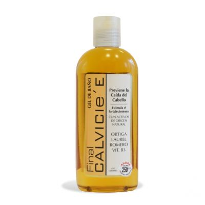 Final Calvicie Shampoo 250cc / Shampoo Treatment Stop hair loss 7 Oz.