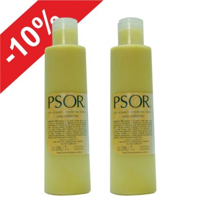 PSOR 200g x2 10% de Decuento