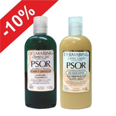 PSOR Shampoo + Acondicionador  -10%